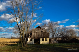 Haunted Barn