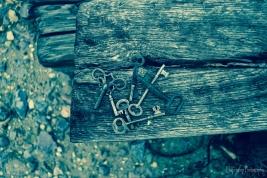 Windsor key pile